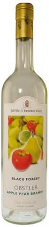 Kammer Apple Pear Brandy Black Forest Obstler